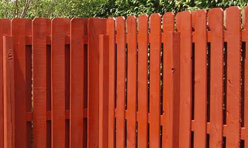 Fence Painting in Clearwater FL Fence Services in Clearwater FL Exterior Painting in Clearwater FL